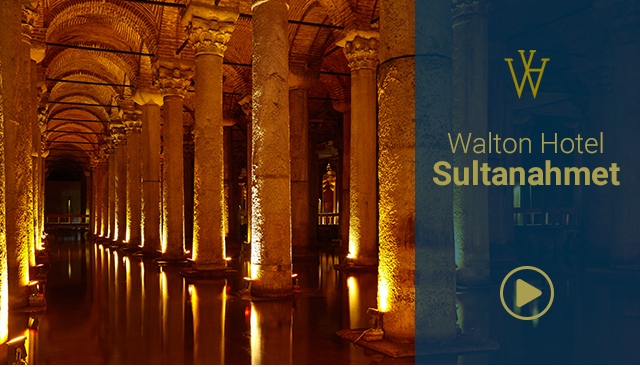 Welcome to walton hotels for Walton hotels sultanahmet